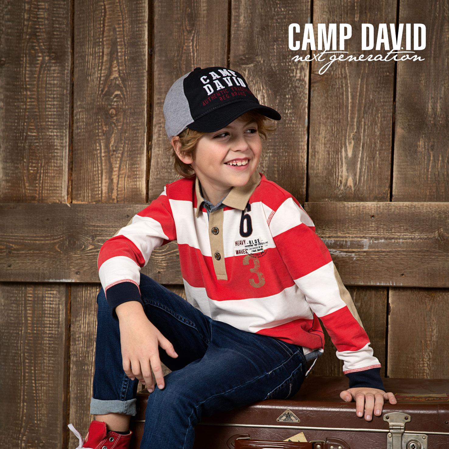 Camp David next generation
