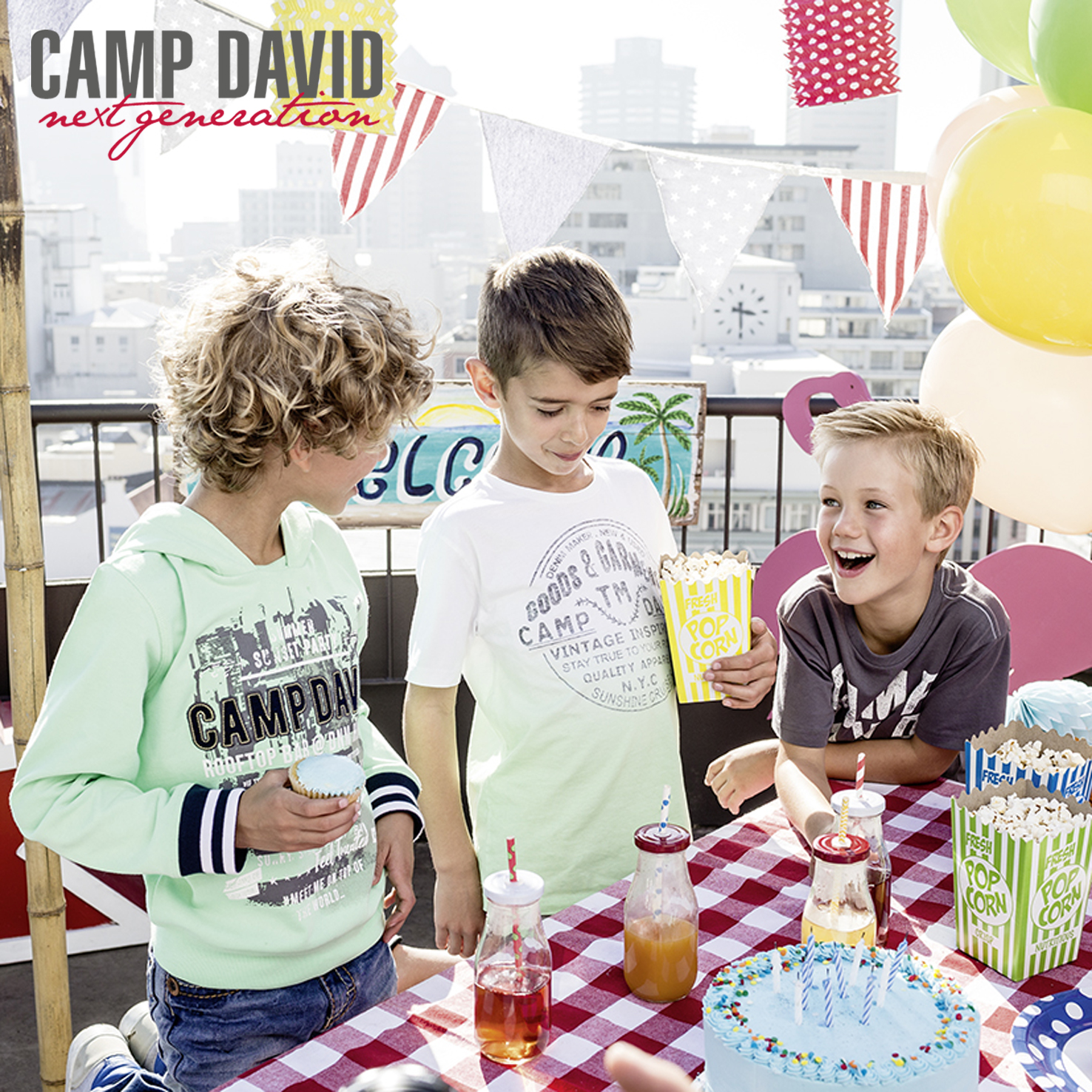 Camp David next generation